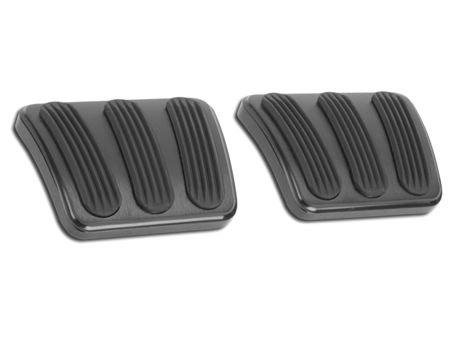 62-72 Brake/Clutch Pad Black