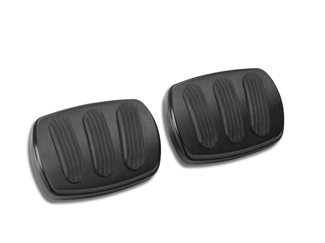58-65 Full Size Chevy Black Brake/Clutch Pads