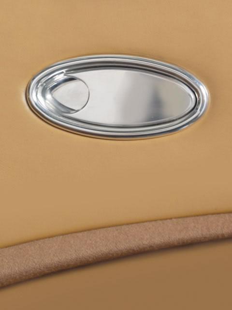 Lokar : Oval Interior Door Handles