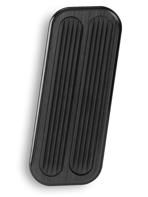 Black Direct Fit Drive By Wire Pedal Pad